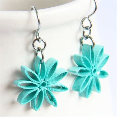 paper quilling earrings tutorial tutorial for paper quilled jewelry pdf paisley and