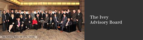 California Miramar Mba Ranking by The Ivey Advisory Board Membership The Ivey Advisory