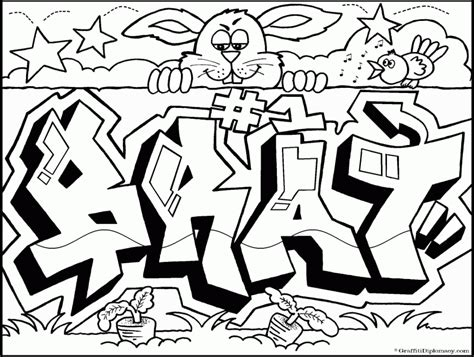 printable coloring pages awesome name cool coloring pages graffiti coloring home