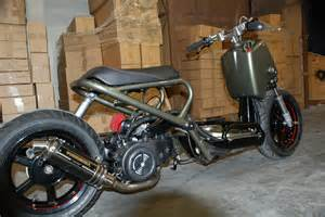 custom parts honda ruckus custom parts