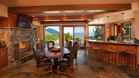 Mountain Home Interiors by Idaho Mountain Style Home Mountain Architects Hendricks