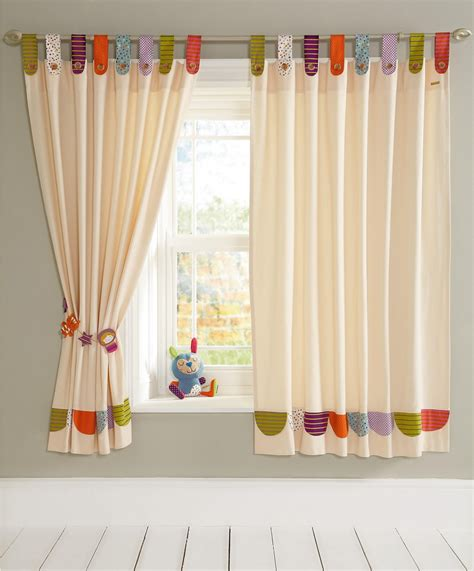 4 Kinds Of Baby Room Curtains