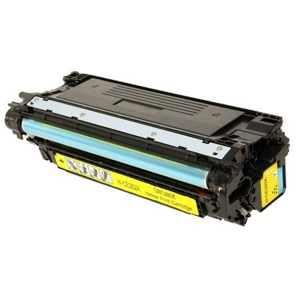 Cartridge Compatible Cp305 Yellow yellow toner cartridge compatible with hp ce262a 648a n6180