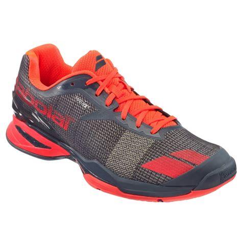 footwear tennis shoes babolat jet ac mens tennis shoes footwear 2016 black