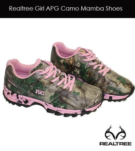 realtree mamba realtreextra camo tennis shoes