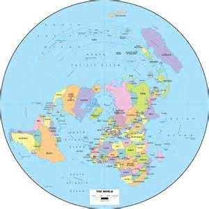 World Flat Map the ultimate flat earth map collection aplanetruth info