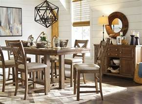 Dining Room Set For Sale By Owner Moriville Gray Extendable Counter Height Dining Room Set