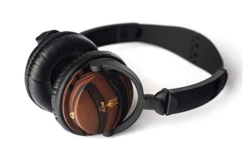 design milk headphones elegant modern wood headphones by meze design milk