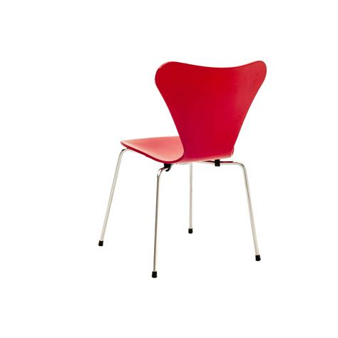 stuhl arne jacobsen arne jacobsen stuhl 3107 ein steelform designklassiker