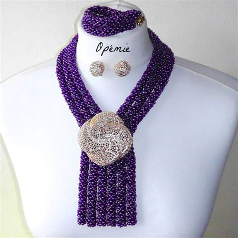 exotic nigerian beaded necklace design 50 best latest bead necklace designs what s hot jiji