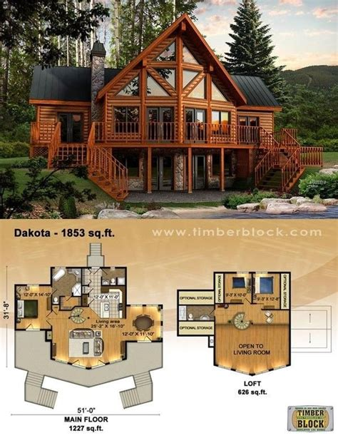Log Home Design Ideas Planning Guide | plans for log cabin awesome best 20 log cabin plans ideas