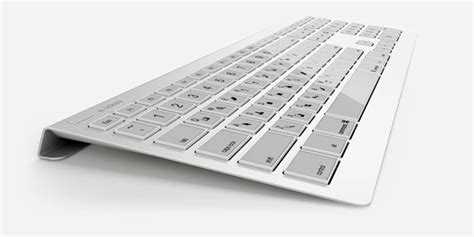 design of keyboard layout best keyboard ever yanko design