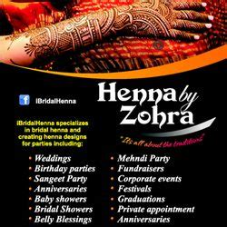 bridal henna and makeup by zohra makeup artists indian