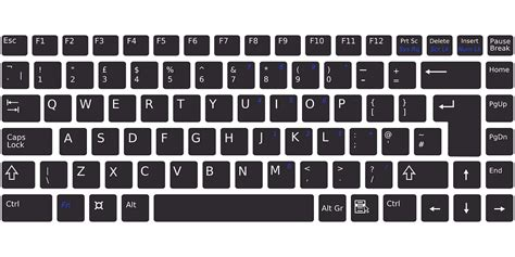 graphic design keyboard cover free vector graphic keyboard electronic computer free