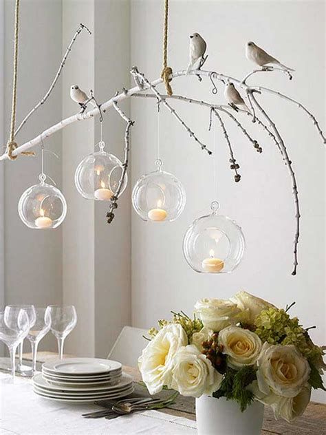 30 creative diy ideas for rustic tree branch chandeliers amazing diy interior home design