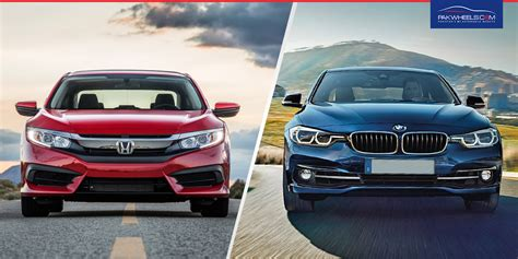 bmw honda the new 2016 honda civic is almost as big as a bmw 3