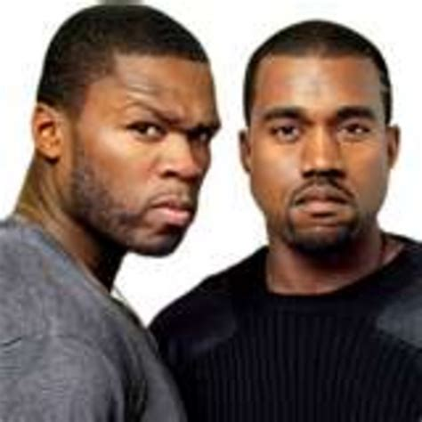 50 cent kanye tweet 50 cents and kanye west beats dat 50 cent and kanye west