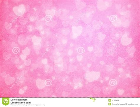 pink valentines day s day pink hearts background stock images