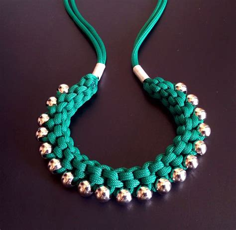 Handmade Necklace Tutorial - 910 best handmade jewelry images on