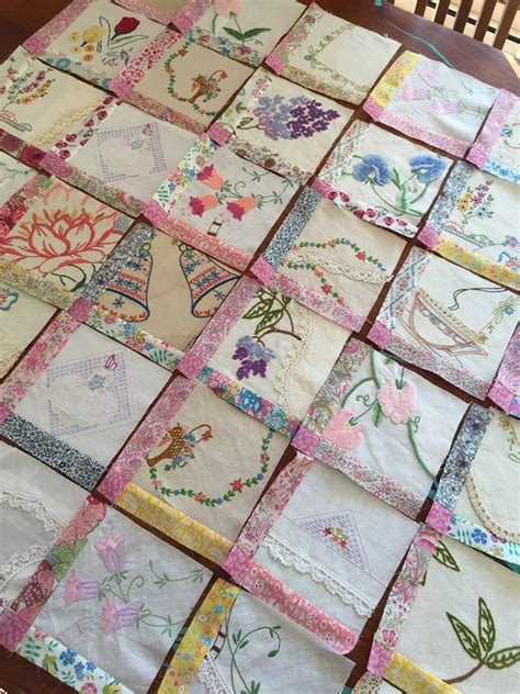 Embroidery Quilt Patterns by 25 Best Ideas About Vintage Embroidery On