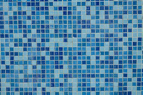 blue tiles texture blue mosaic tiles in the bath photo best