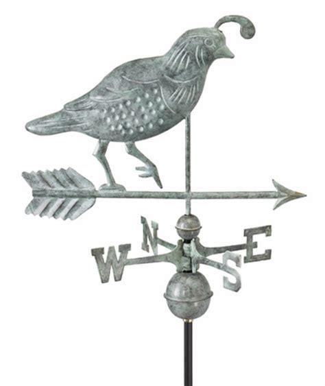 Quail Weathervane Quail Bird Weathervane Only 209 90 At Garden