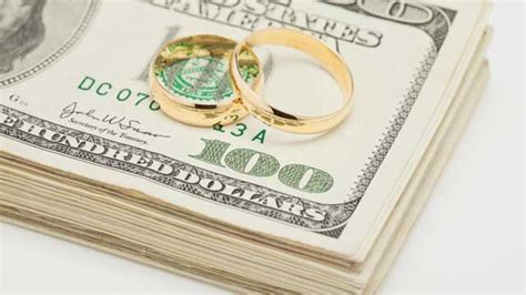 wedding money top 6 engagement wedding planning budget tips abc news