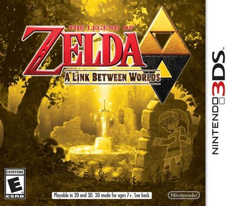 Loz Wars 02 3ds the legend of a link between worlds
