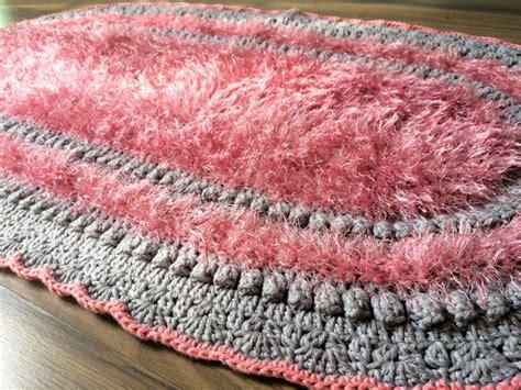 felpudo rosa tapete rosa felpudo confira elo7