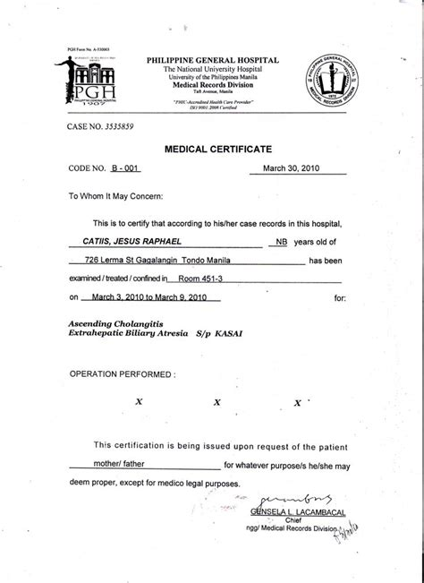 doctor s certificate and medical certificate online australia