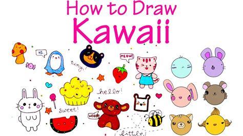 Drawing Kawaii by Free Coloring Pages Of Kawaii Things