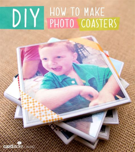 How To Make Handmade Coasters - 25 b 228 sta photo tile coasters id 233 erna p 229