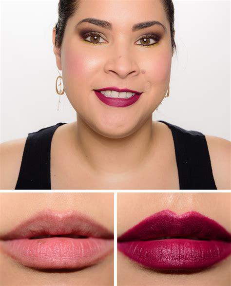 mac diva lipstick review photos swatches temptalia mac it s a strike lipsticks reviews photos swatches