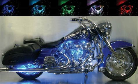 New Law In Texas Over Led Lights On Motorcycles Bikerstory Led Lights For Motorcycles