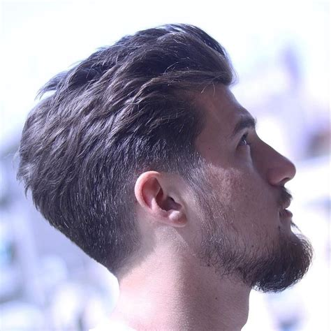 nmen tapper hair styles 25 best ideas about tapered haircut men on pinterest