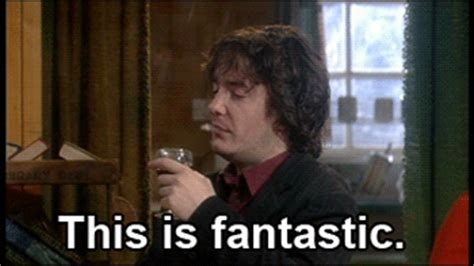 Black Books Meme - black books gif now here this time out london