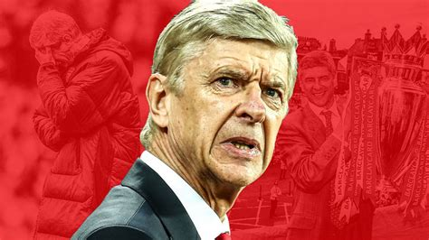 arsenal wenger would winning the fa cup be enough for under pressure