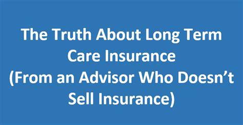 term care insurance thinkplansave financial planning