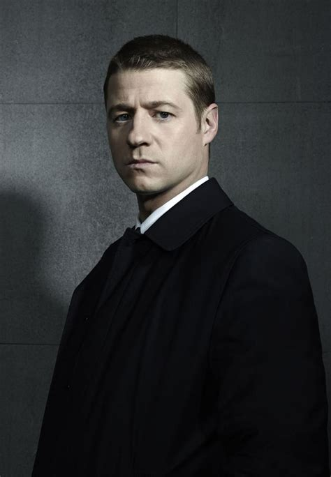 Gamis Gorden Gotham Tv Show Character Photos Show The Cast