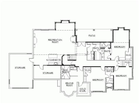 eplans traditional house plan traditional luxury