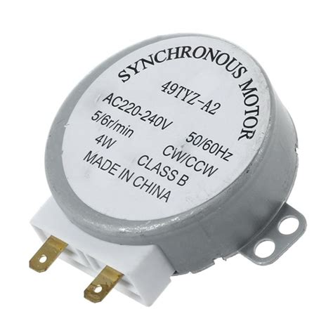 Motor Synchronous Microwave turntable synchronous motor for microwave oven ebay