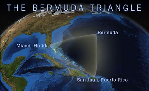 the mysterious bermuda triangle hookedoninspirations blog bermuda triangle mystery solved neatorama
