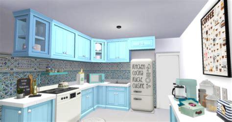 Kitchen Table Island Ideas Sims 4 Kitchen Cc