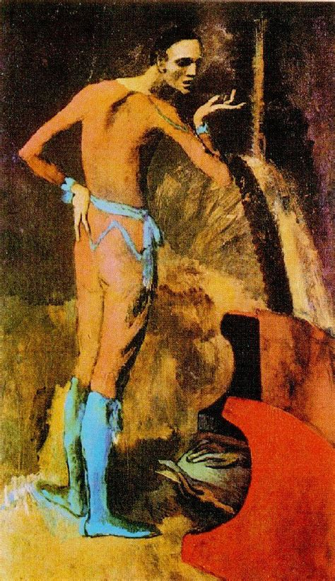 picasso paintings by date the actor by pablo picasso 1904 5 during picasso s