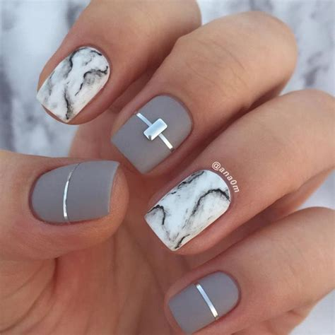 Different Nail Designs by 30 Cool Nail Ideas For 2018 Easy Nail Designs For
