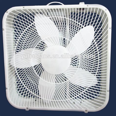 20 inch metal box fan 20inch metal 5 blades square 3speed lasko window fan