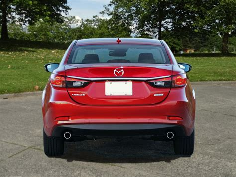 mazda car cost 2015 mazda6 gt road test review carcostcanada