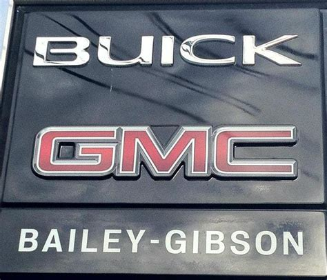 buick phone number bailey gibson buick gmc car dealers 306 happy valley
