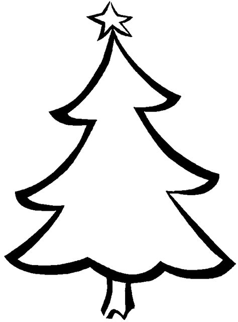 christmas tree tracing pattern christmas tree patterns to cut out x11 quot prints on one
