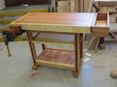 small work bench compact workbench by jhoff lumberjocks com